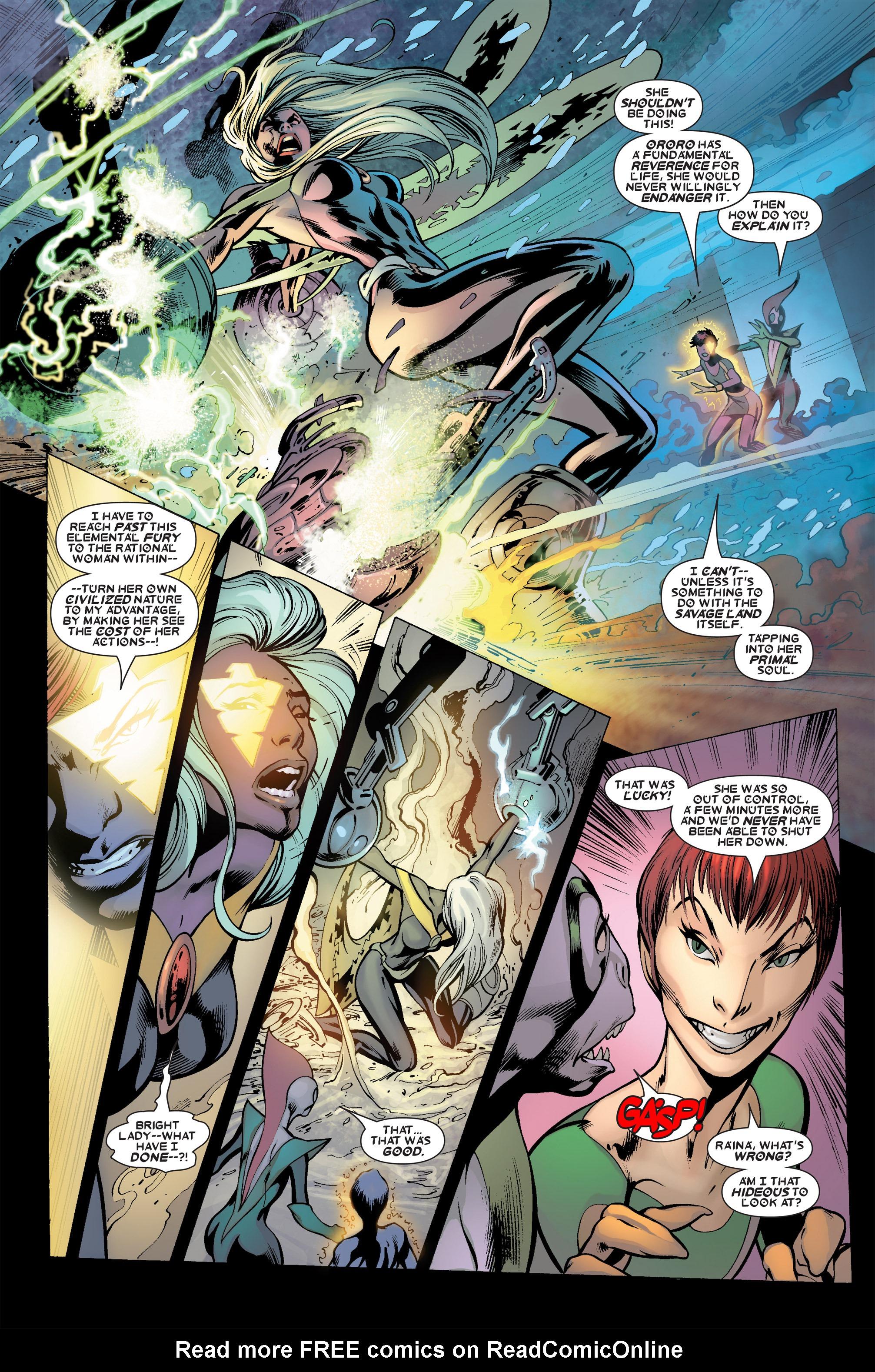 Read online Uncanny X-Men (1963) comic -  Issue #457 - 11