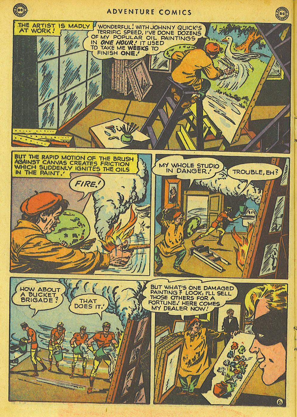 Read online Adventure Comics (1938) comic -  Issue #136 - 22