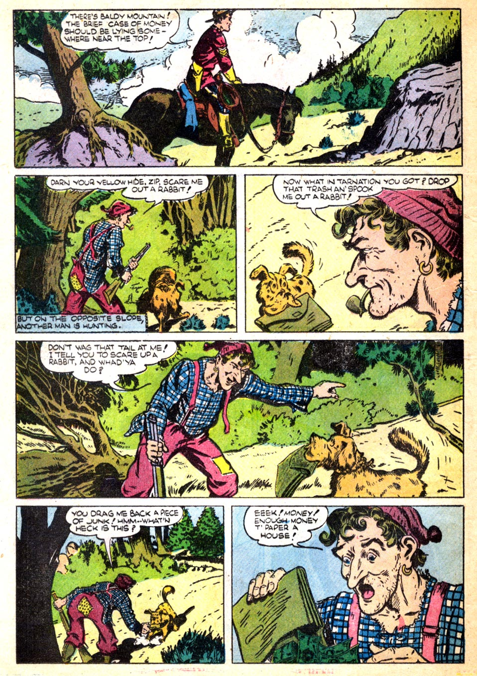 Four Color Comics issue 283 - Page 32