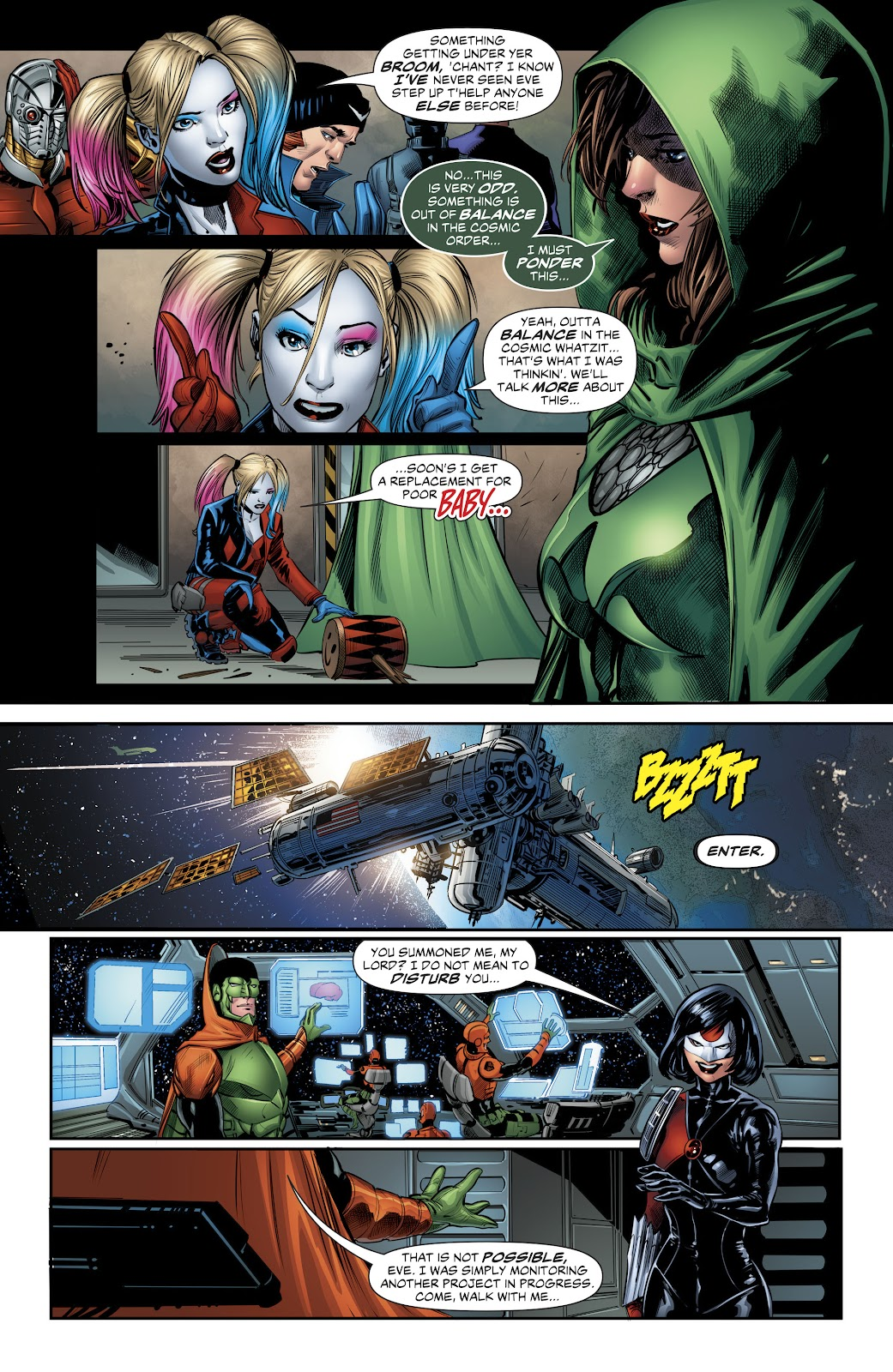 Read online Suicide Squad Black Files comic -  Issue #4 - 16