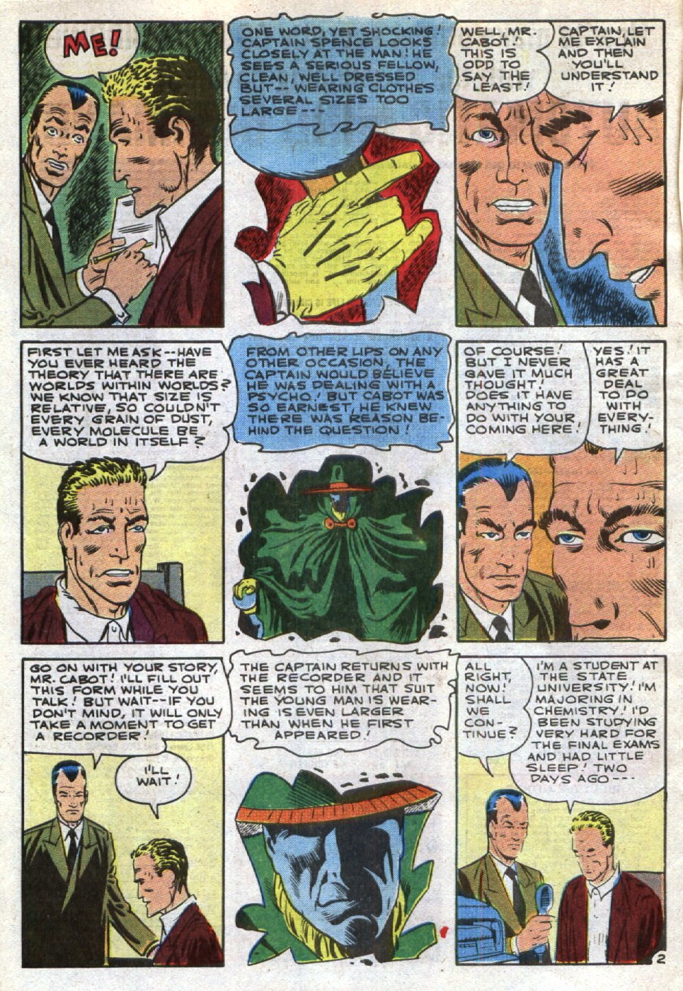 Read online Scary Tales comic -  Issue #39 - 16