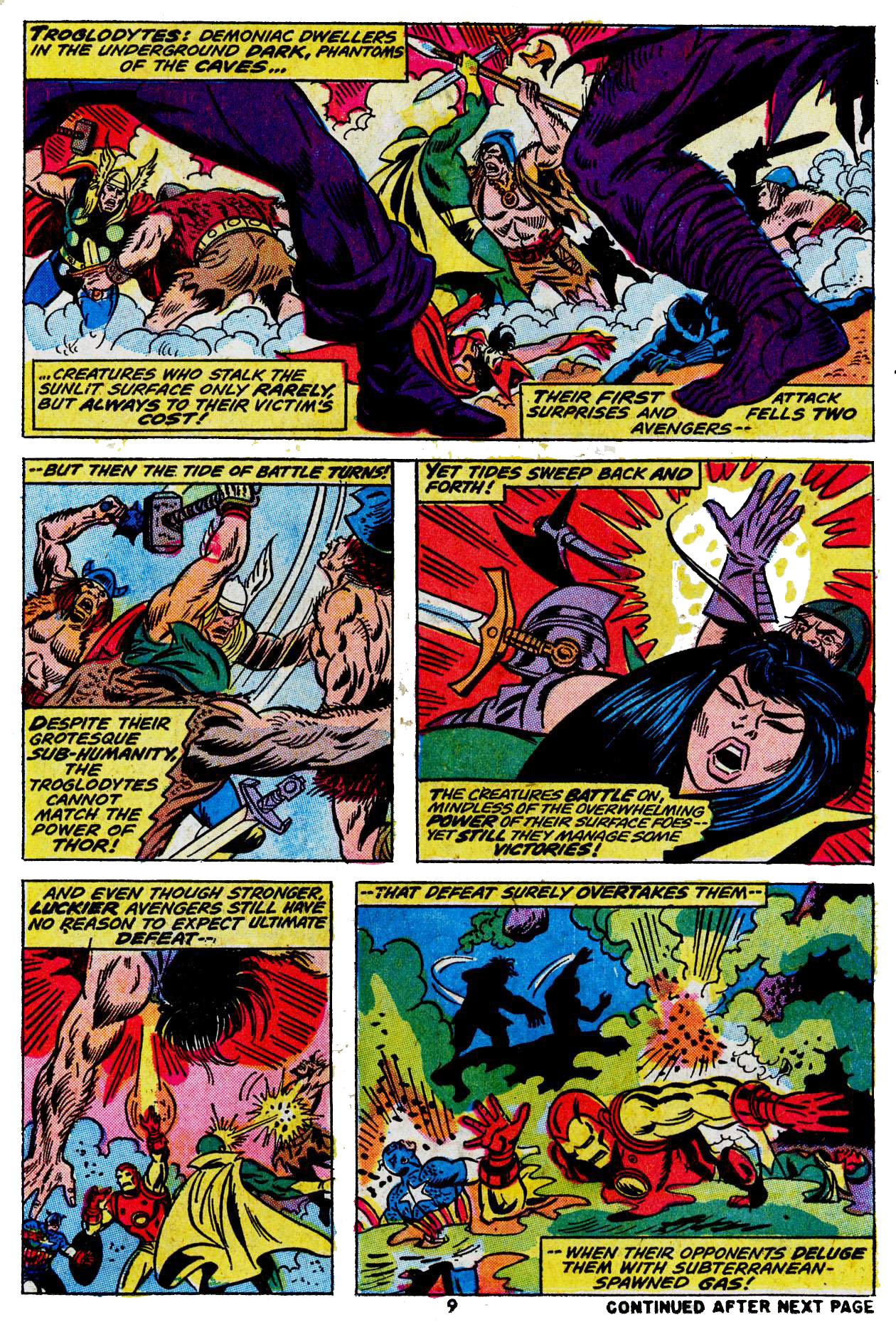 The Avengers (1963) 115 Page 7