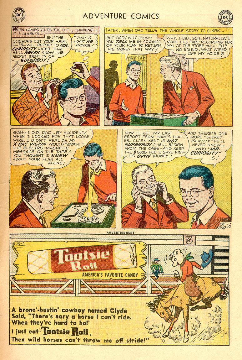 Read online Adventure Comics (1938) comic -  Issue #263 - 15