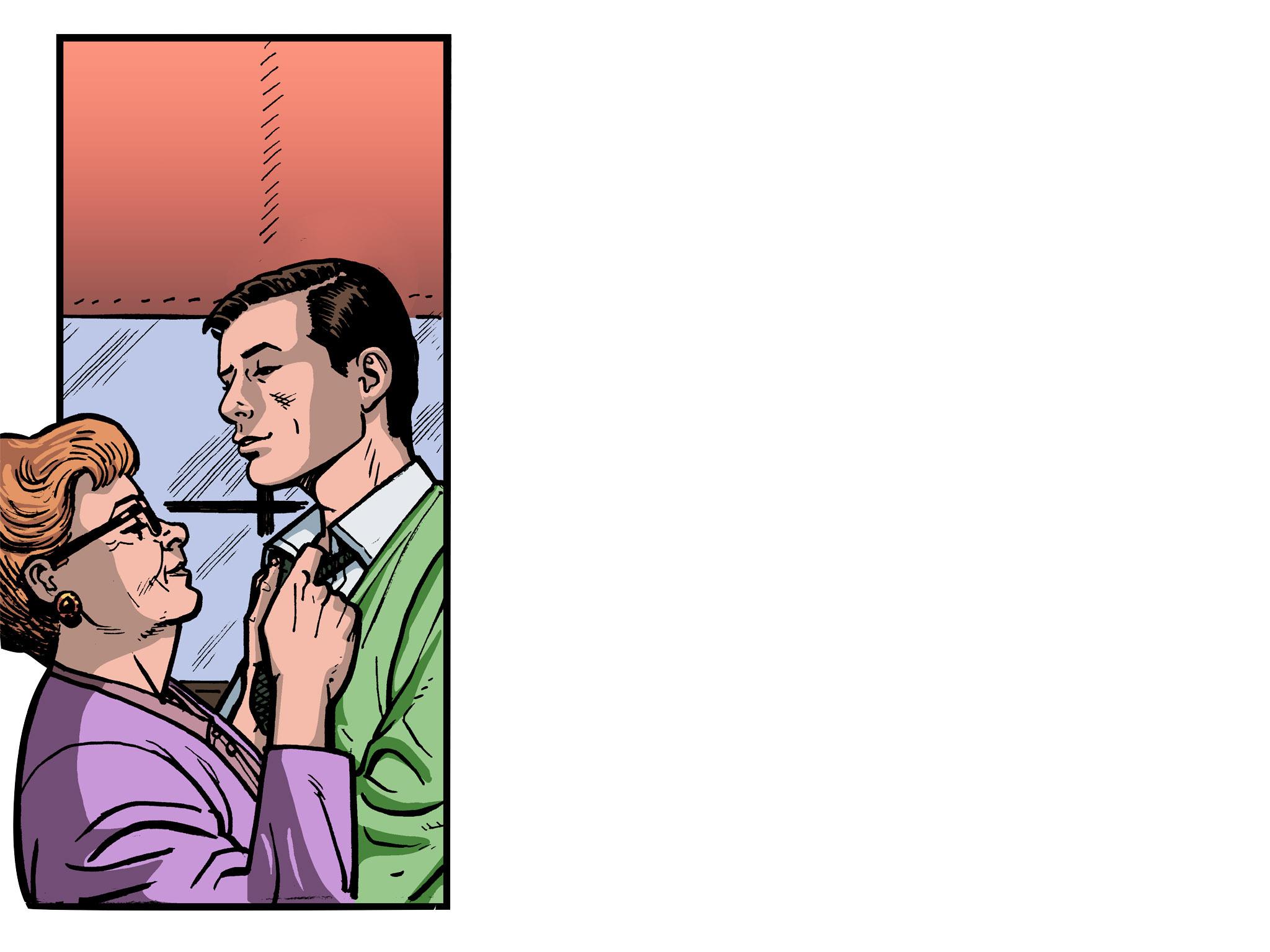 Read online Batman '66 Meets the Green Hornet [II] comic -  Issue #1 - 4