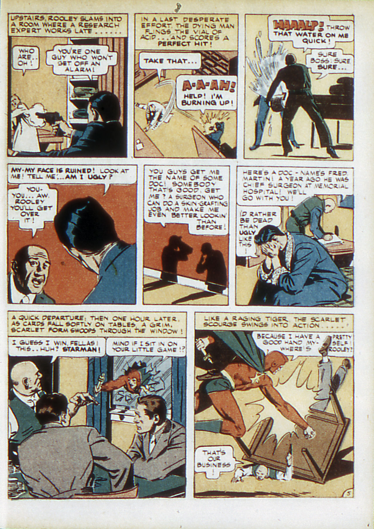 Read online Adventure Comics (1938) comic -  Issue #83 - 20
