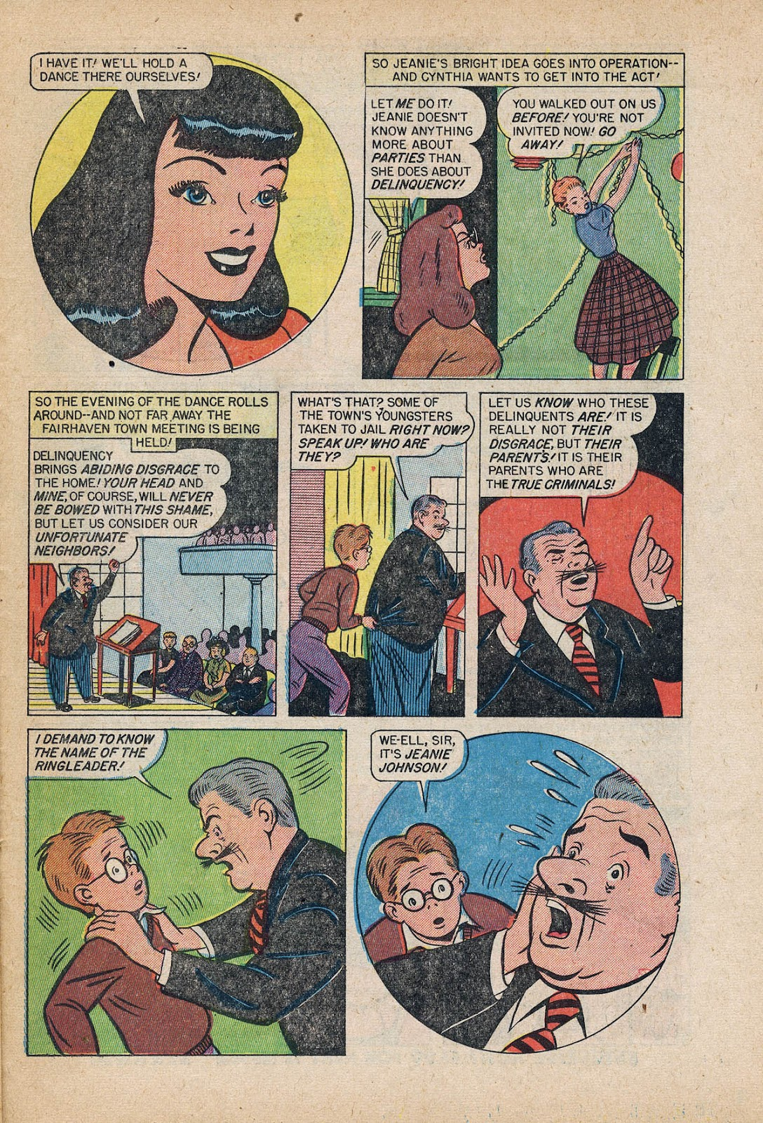 Nellie The Nurse (1945) issue 27 - Page 23