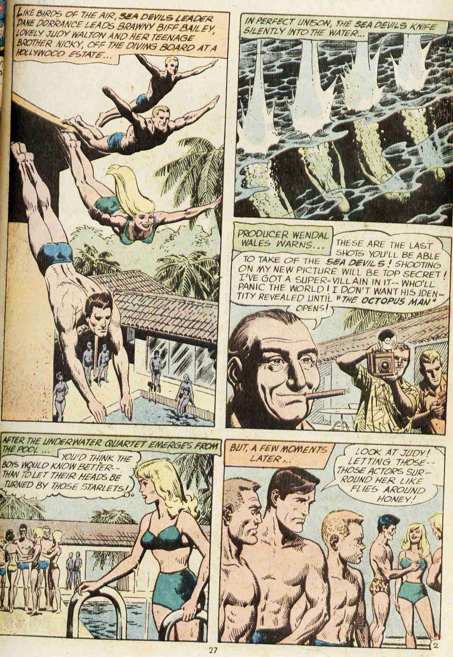 Read online Action Comics (1938) comic -  Issue #437 - 26