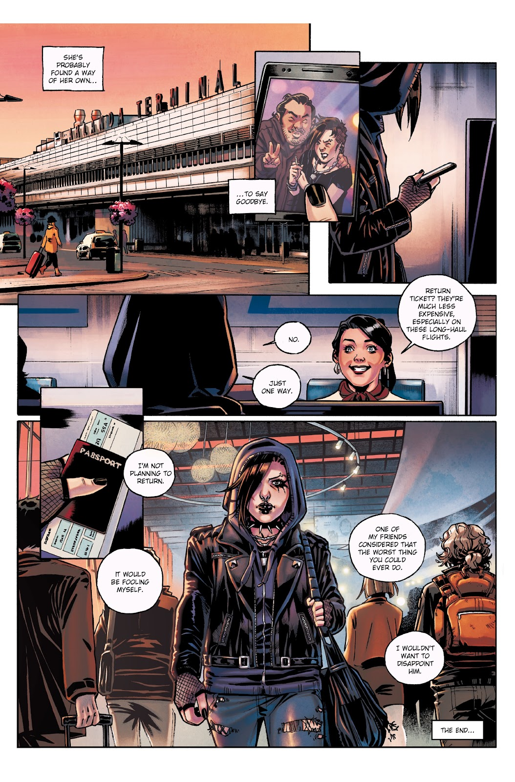 Read online Millennium: The Girl Who Danced With Death comic -  Issue #3 - 65