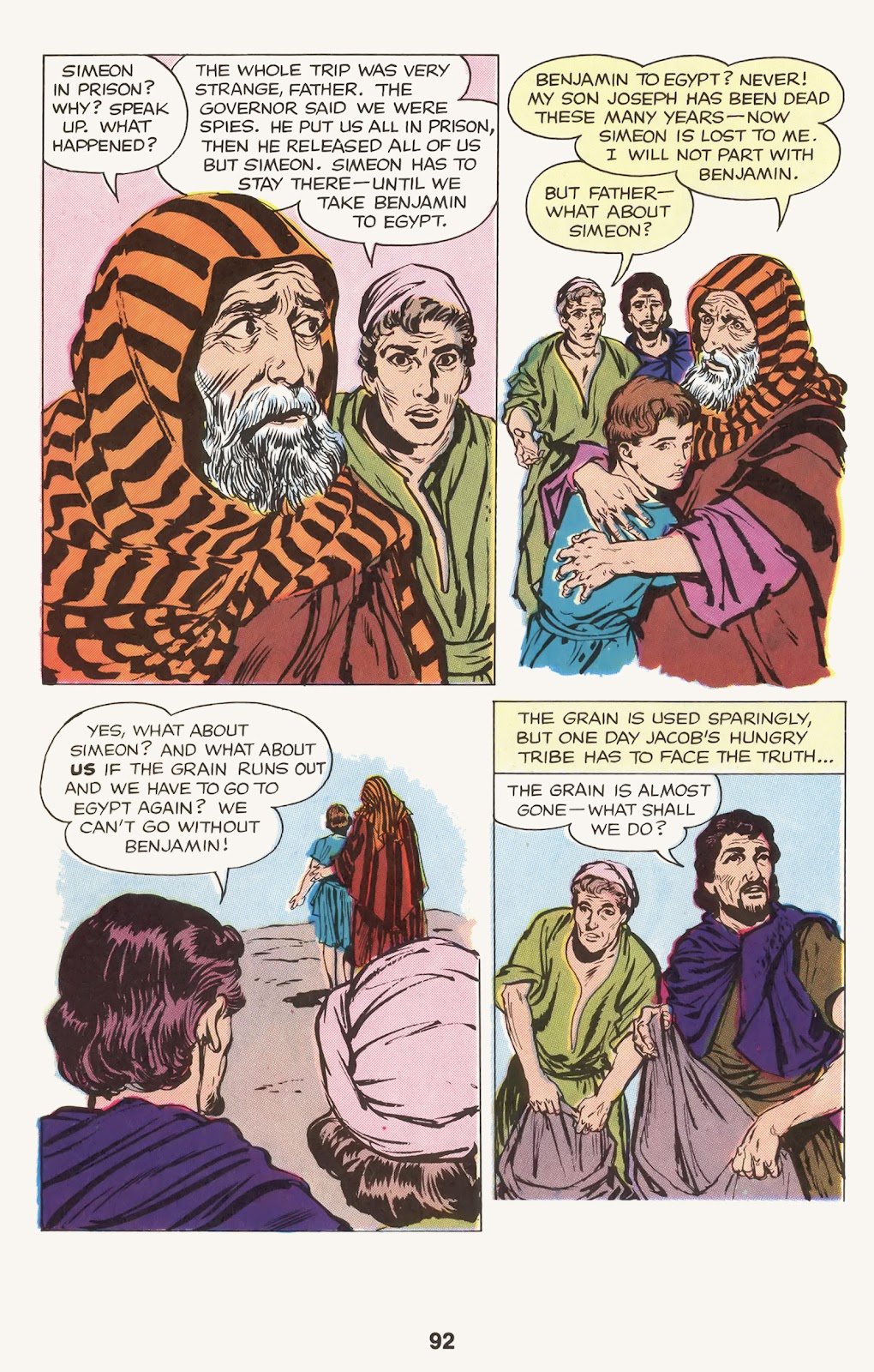 The Picture Bible issue TPB (Part 1) - Page 94
