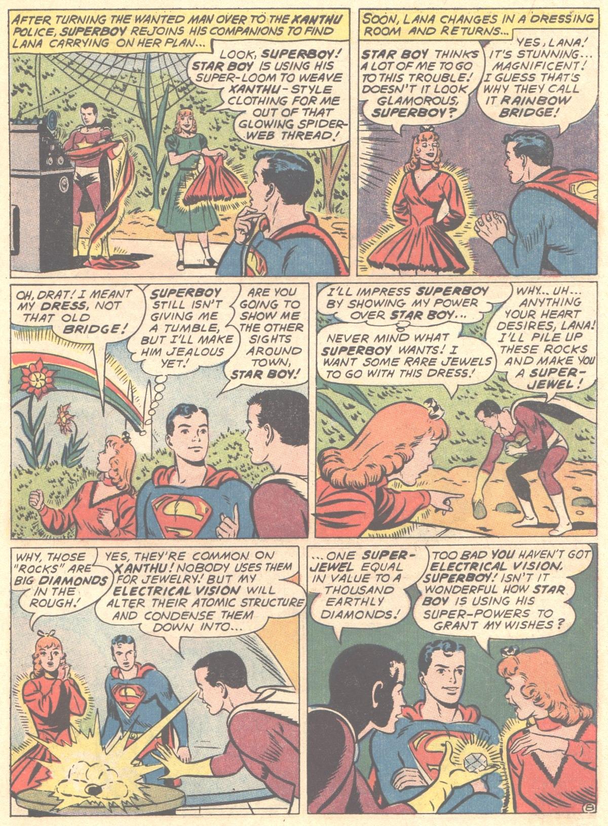 Read online Adventure Comics (1938) comic -  Issue #356 - 27