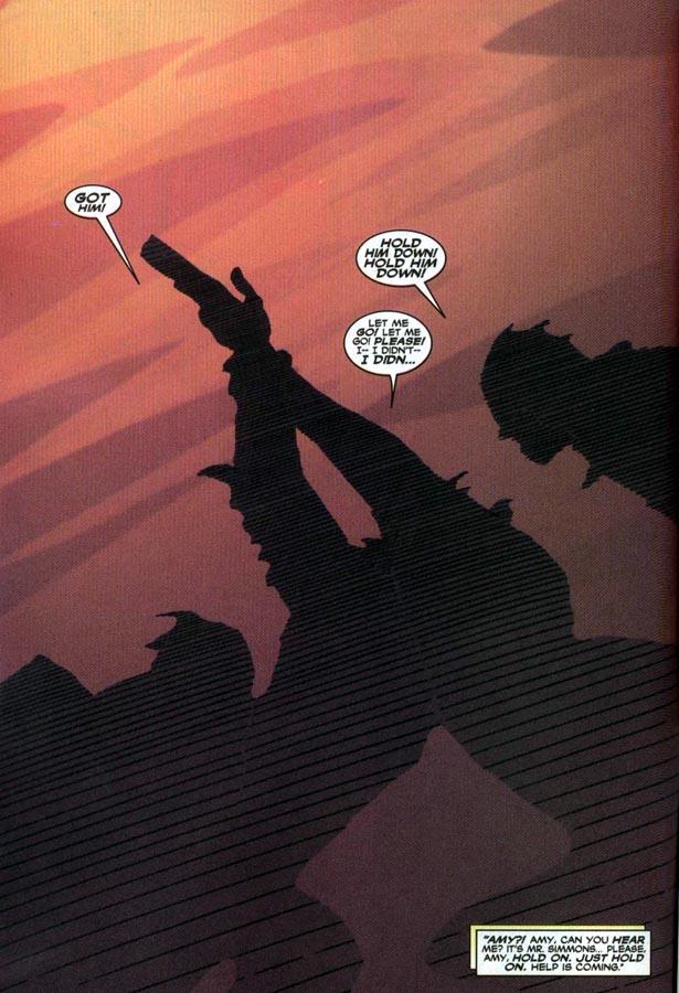Read online Uncanny X-Men (1963) comic -  Issue # _Annual 2000 - 8