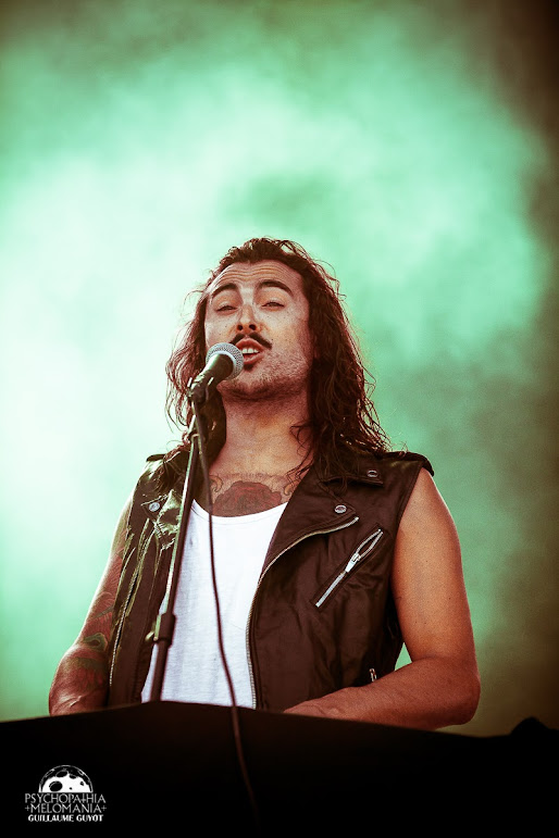 Betraying The Martyrs @Hellfest 2017, Clisson 16/06/2017