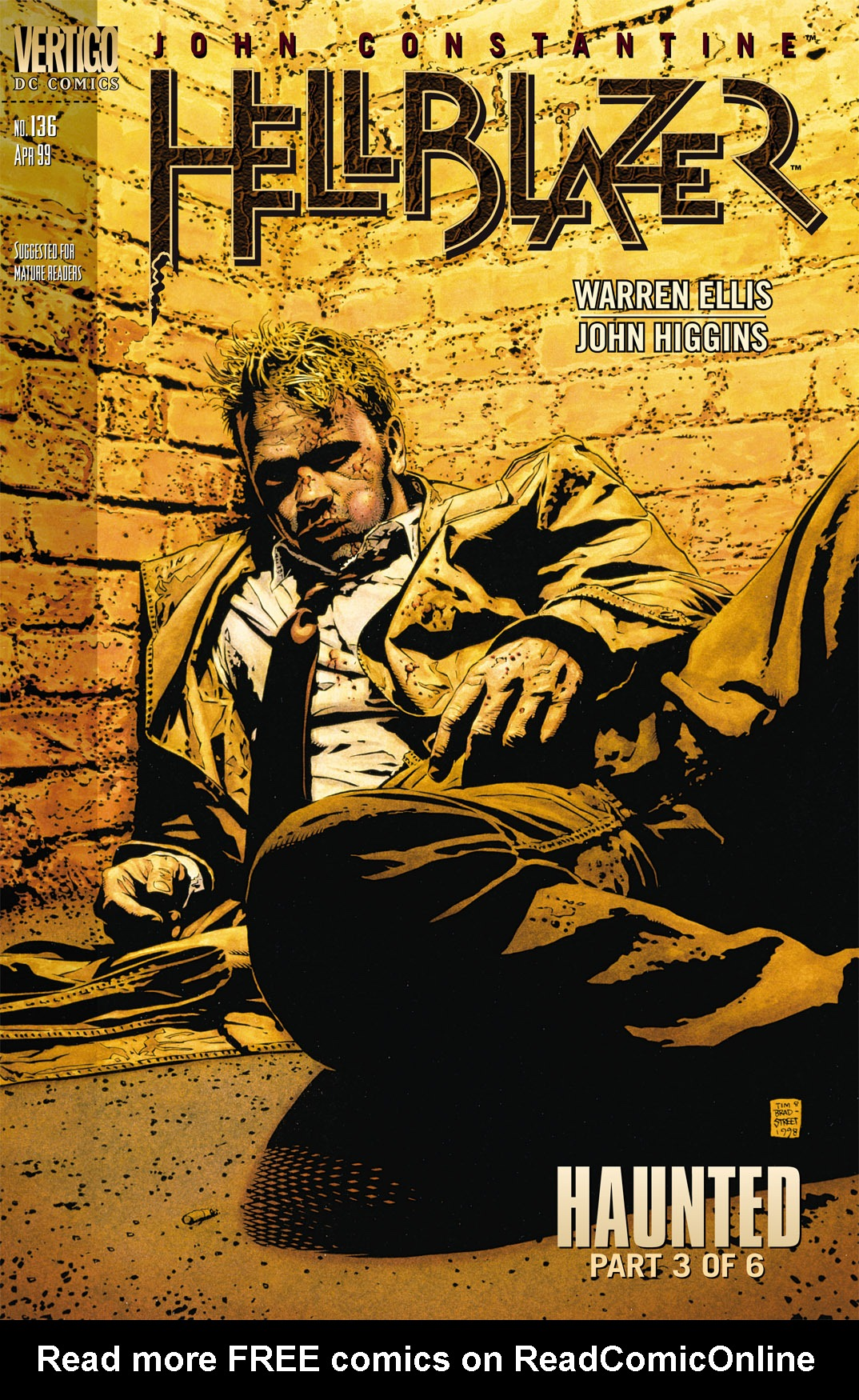 Hellblazer issue 136 - Page 1