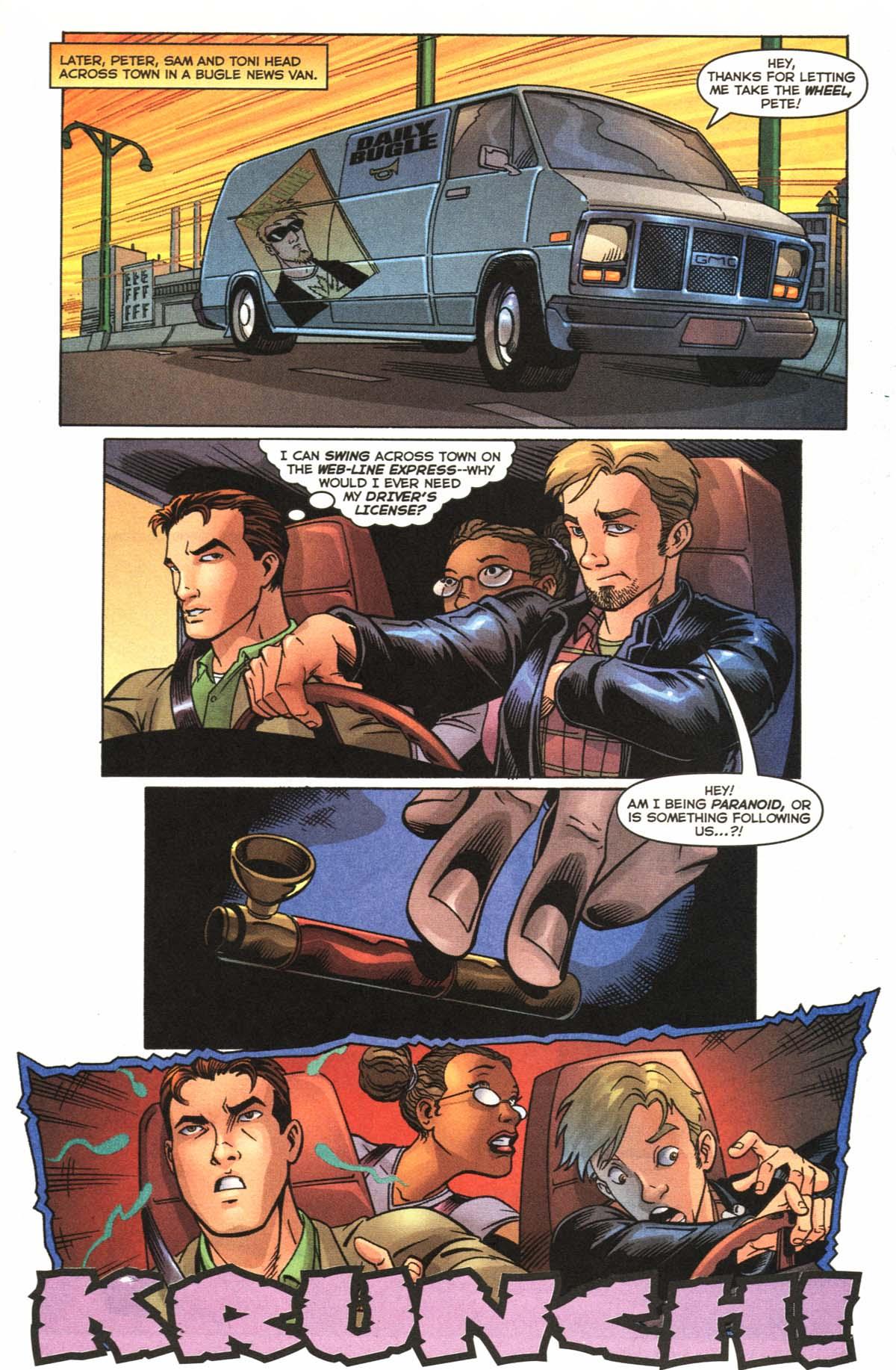 Read online Slingers comic -  Issue #12 - 19