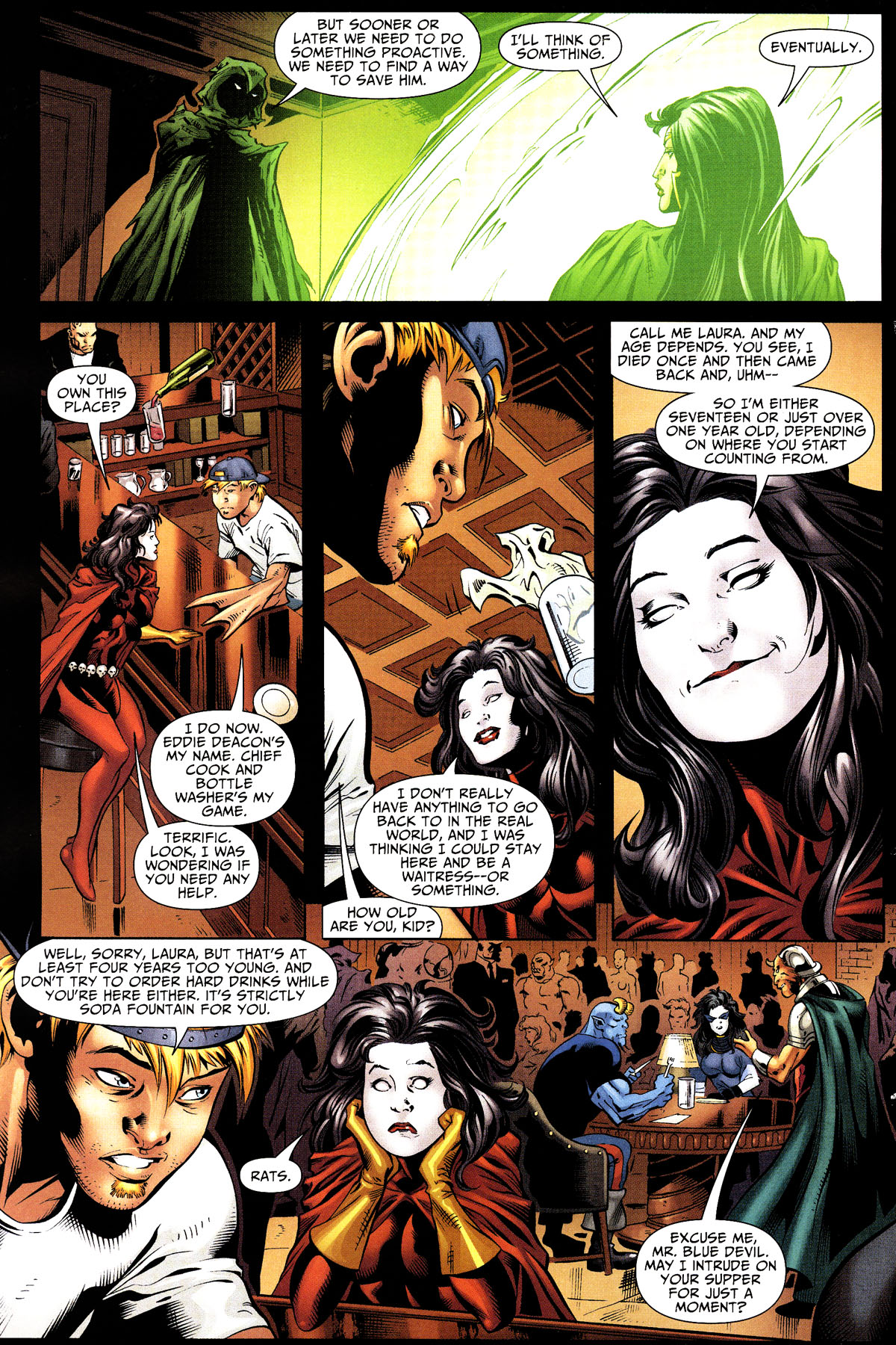 Read online Shadowpact comic -  Issue #10 - 9
