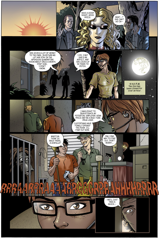 Read online Amazing Fantasy (2004) comic -  Issue #11 - 26