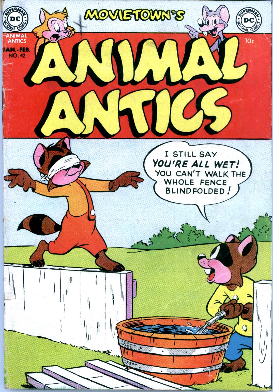 Read online Animal Antics comic -  Issue #42 - 1