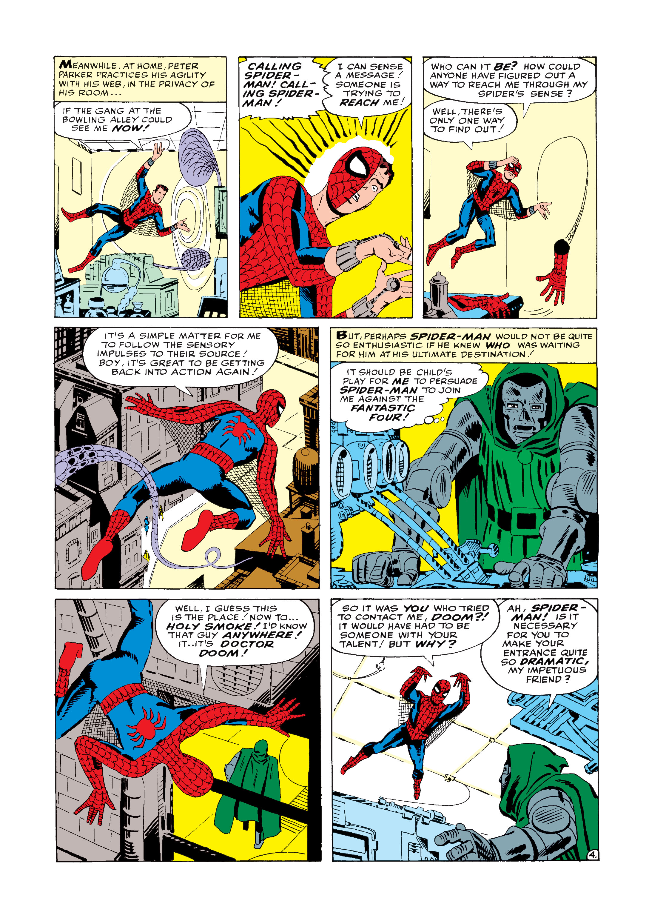 The Amazing Spider-Man (1963) 5 Page 4