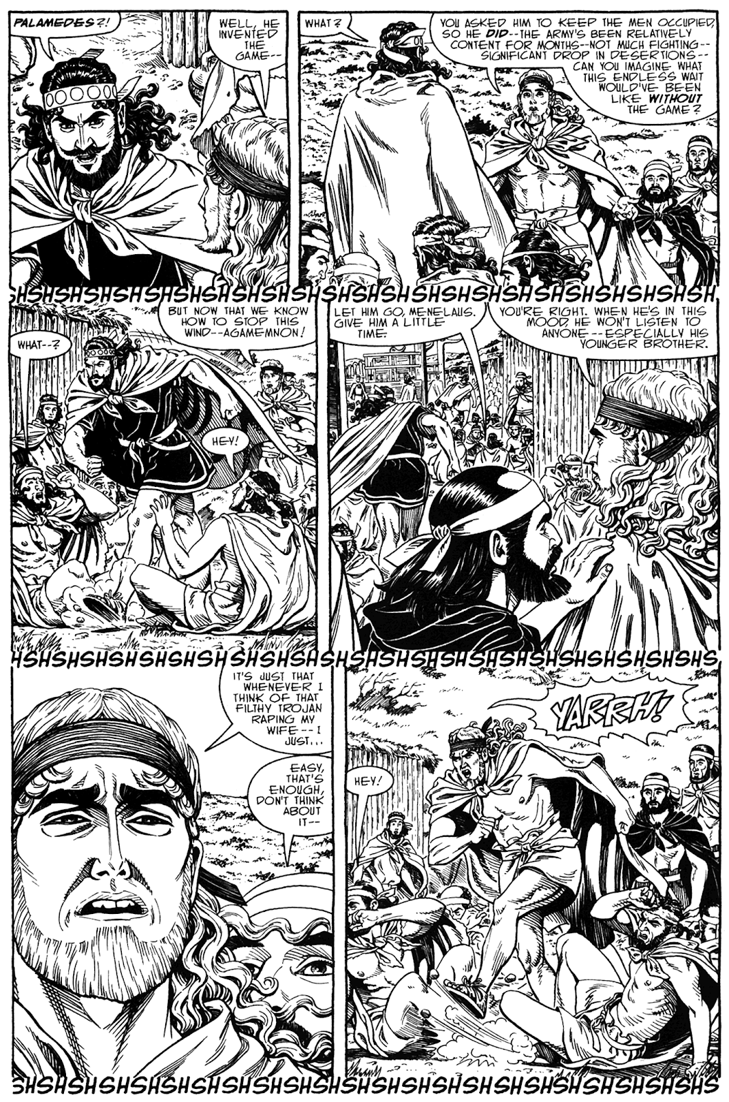 Age of Bronze issue 17 - Page 5