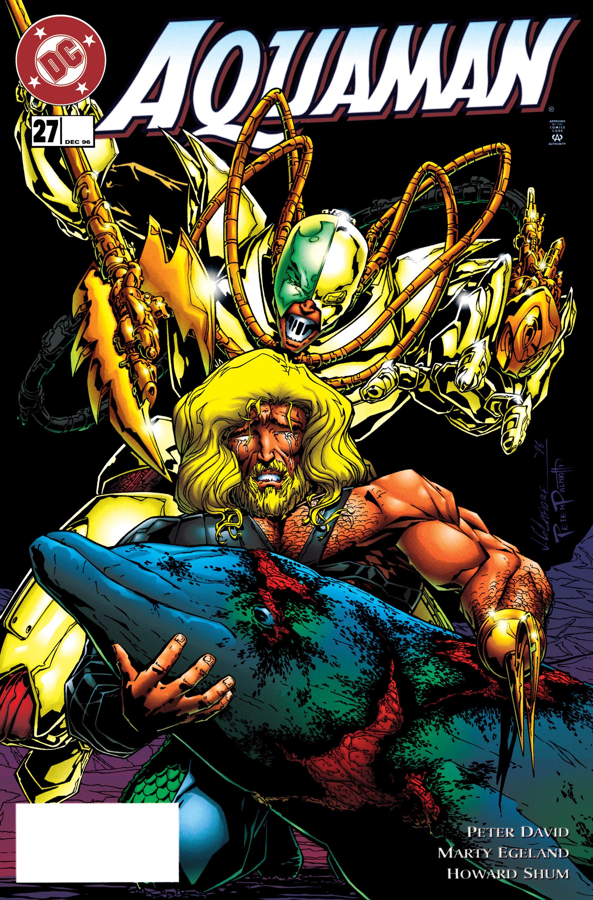 Read online Aquaman (1994) comic -  Issue #27 - 1