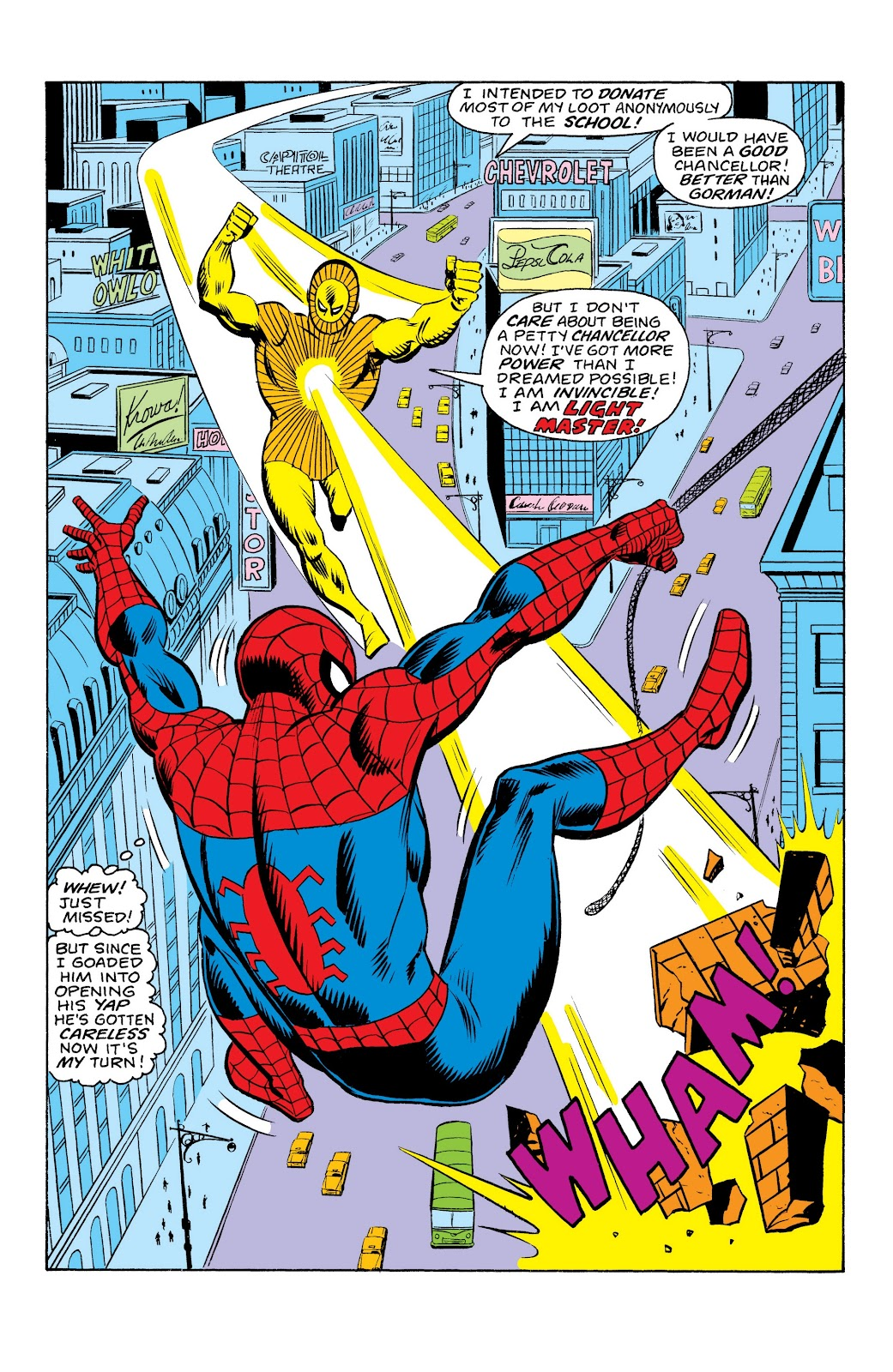 Read online Marvel Masterworks: The Spectacular Spider-Man comic -  Issue # TPB (Part 1) - 59