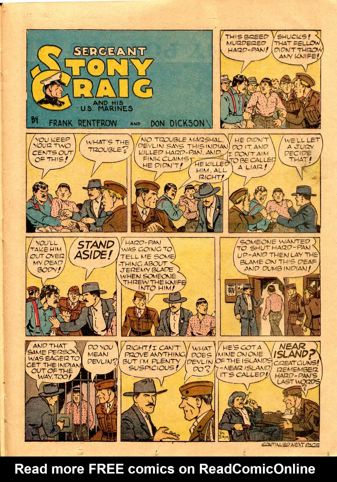Read online Famous Funnies comic -  Issue #67 - 23