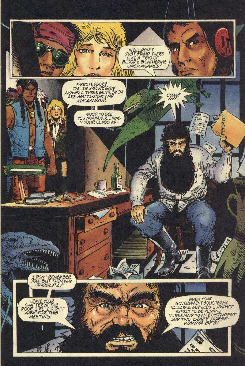 Read online Turok, Dinosaur Hunter (1993) comic -  Issue #7 - 7