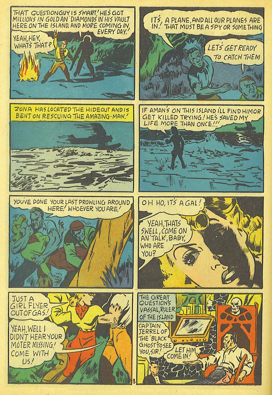 Read online Amazing Man Comics comic -  Issue #19 - 10