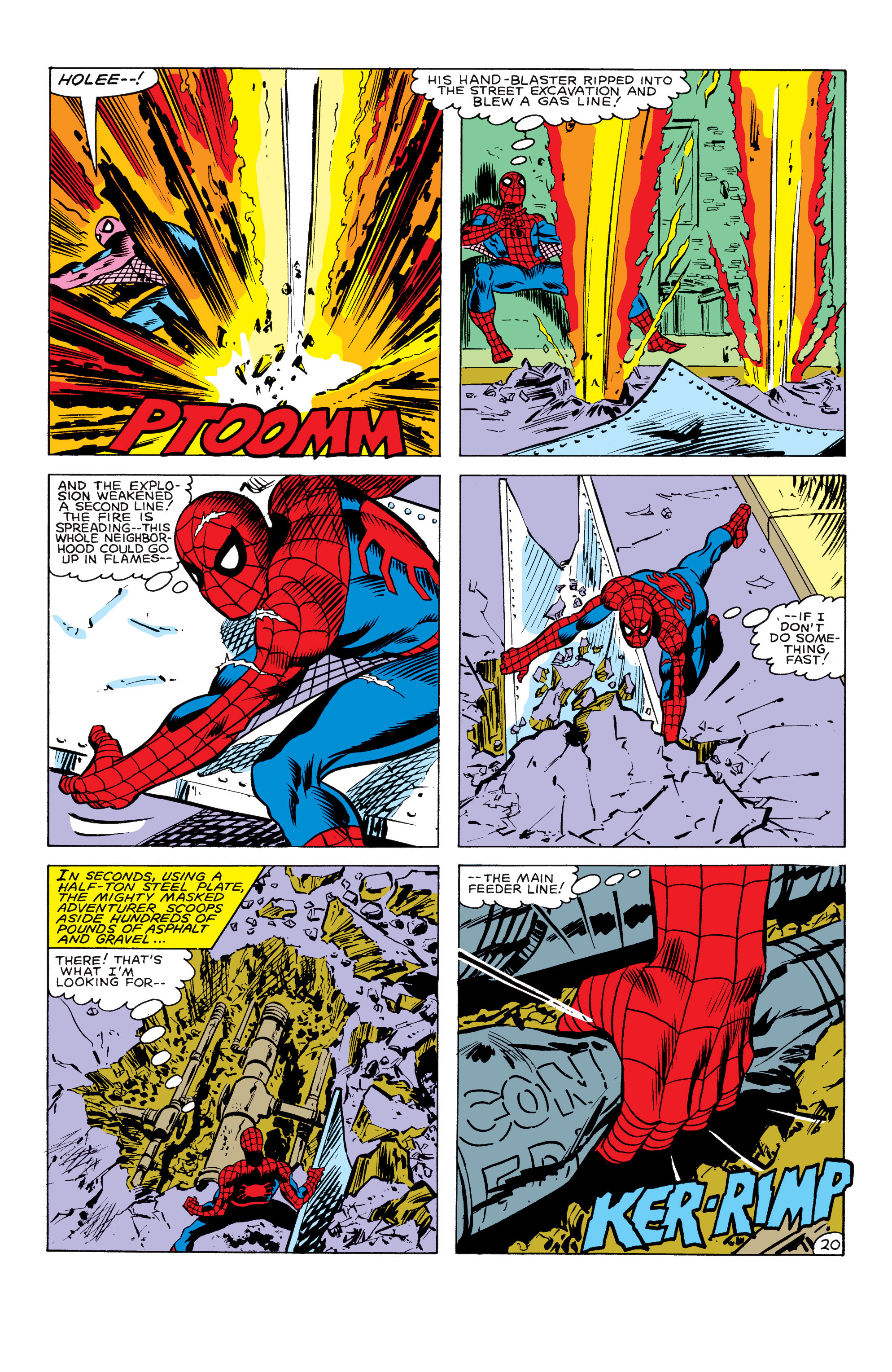 The Amazing Spider-Man (1963) 239 Page 20