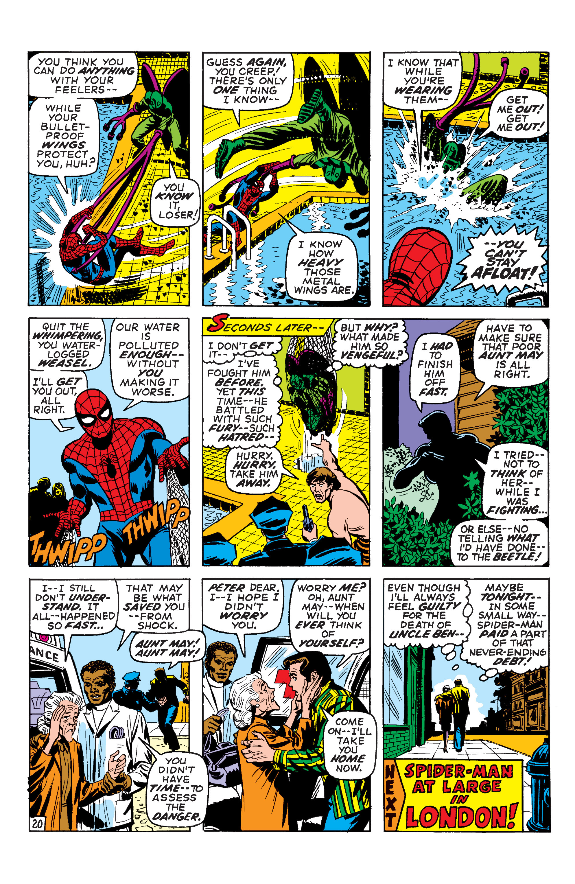 The Amazing Spider-Man (1963) 94 Page 19