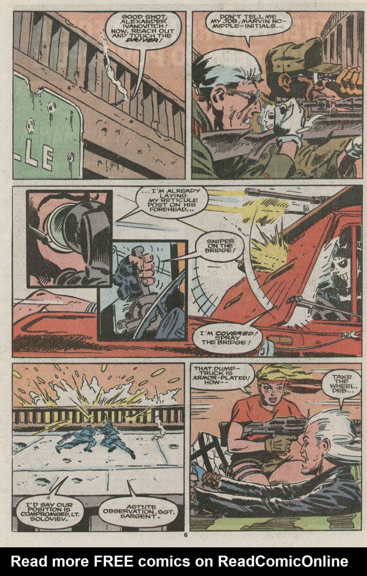 Read online Nth Man the Ultimate Ninja comic -  Issue #15 - 7