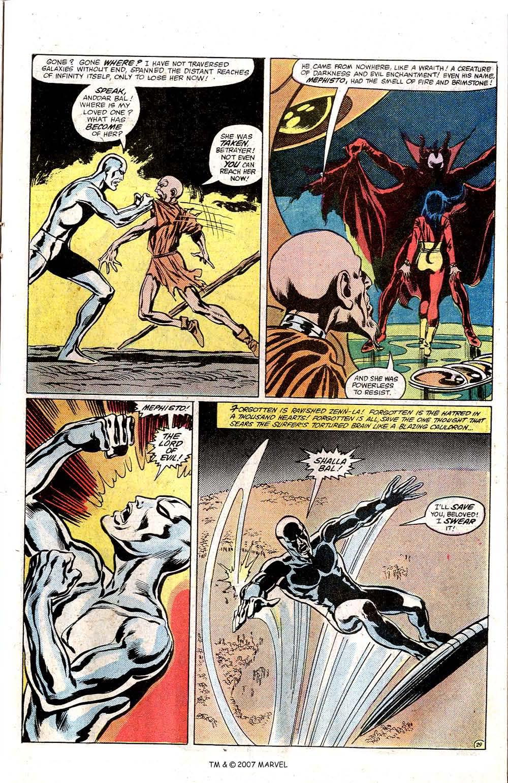 Silver Surfer (1982) Full #1 - English 31