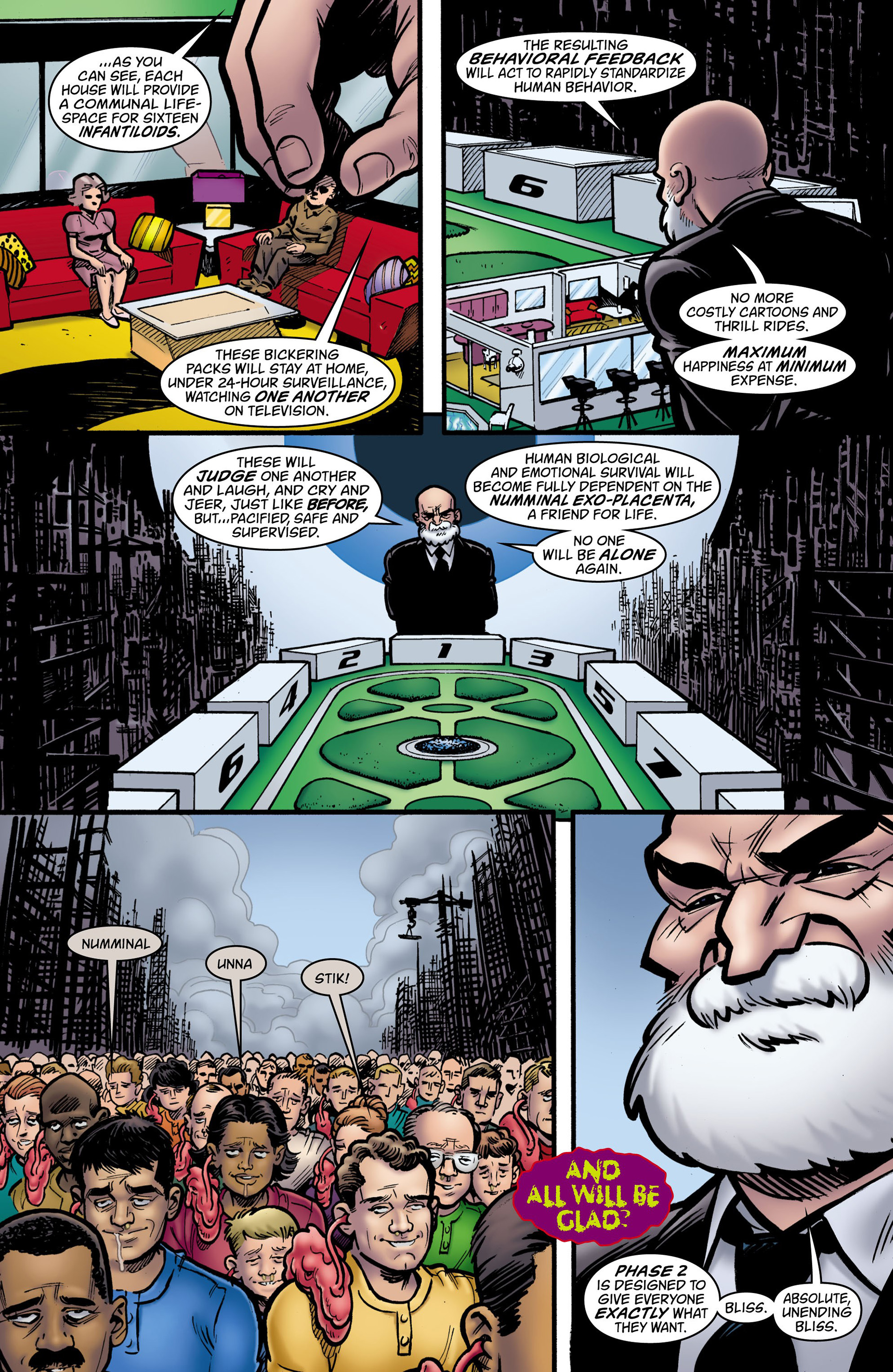 Read online Seaguy: The Slaves of Mickey Eye comic -  Issue #3 - 8