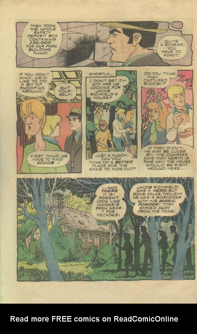 Read online Scooby-Doo... Mystery Comics comic -  Issue #27 - 8