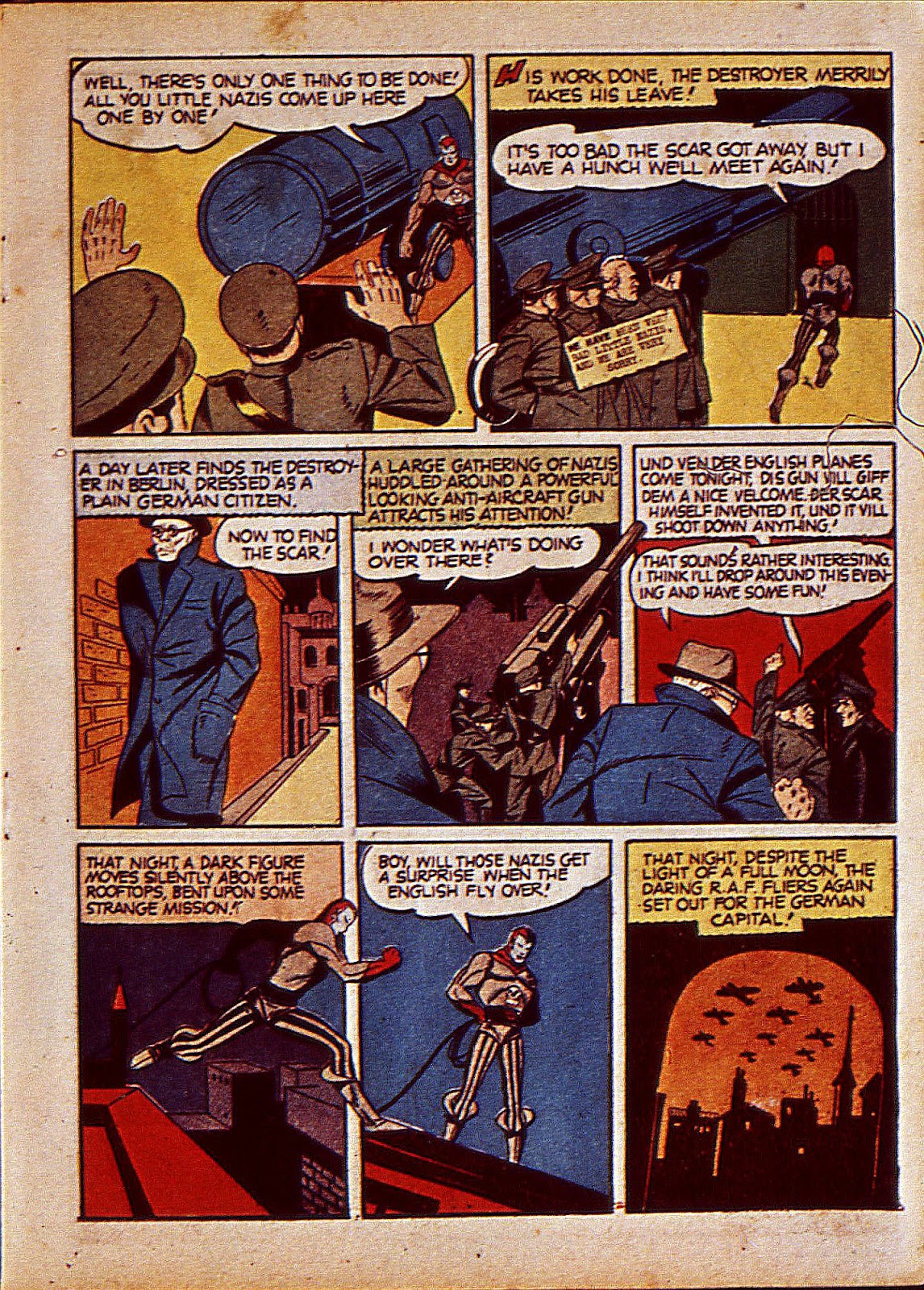 Mystic Comics (1940) issue 6 - Page 28