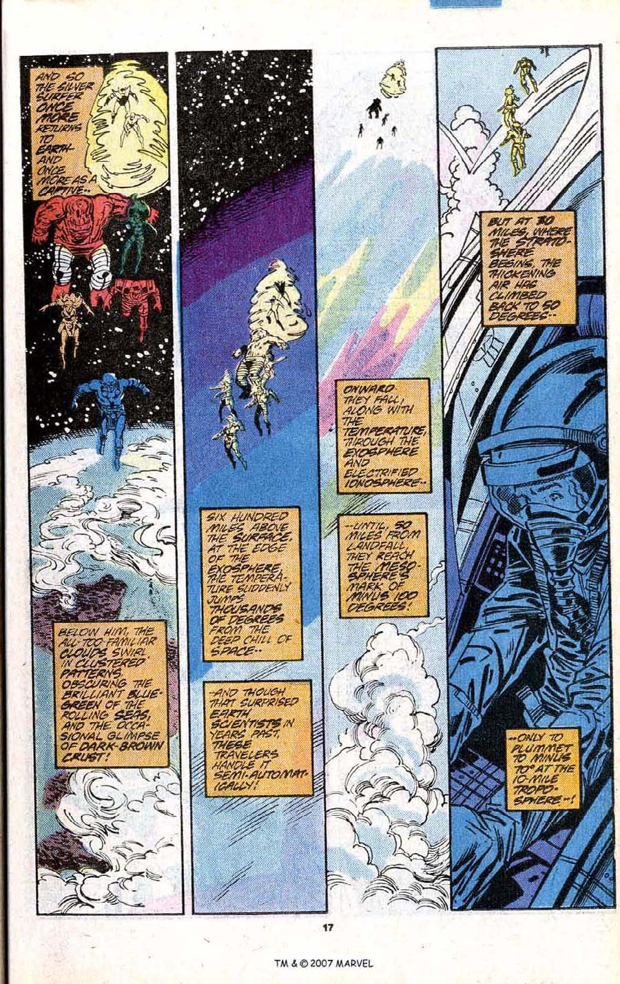 Read online Silver Surfer (1987) comic -  Issue # _Annual 1 - 19