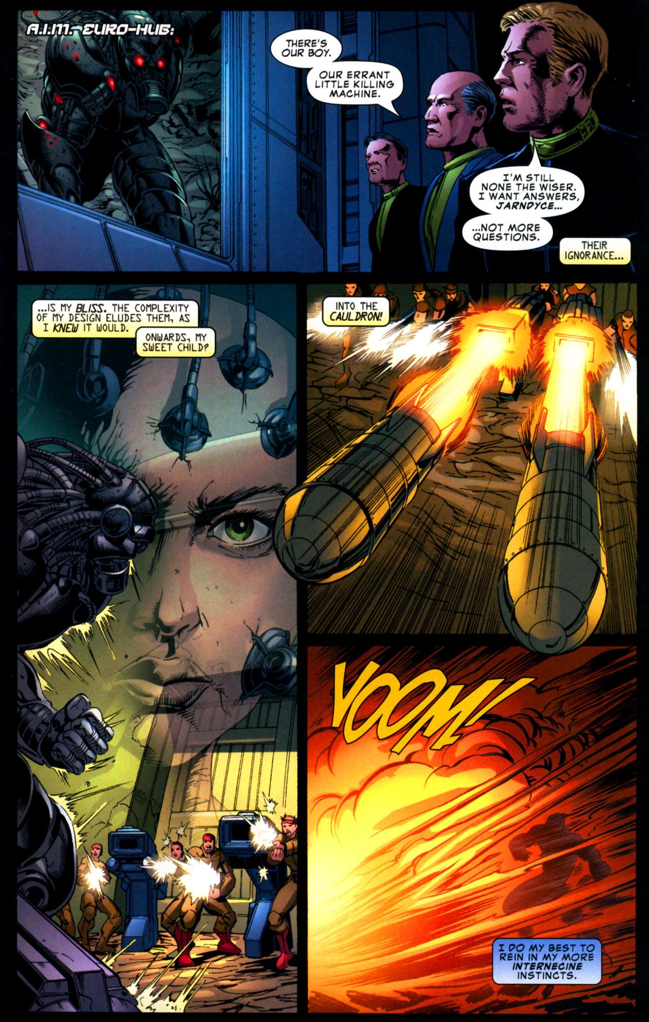 Read online Amazing Fantasy (2004) comic -  Issue #17 - 21