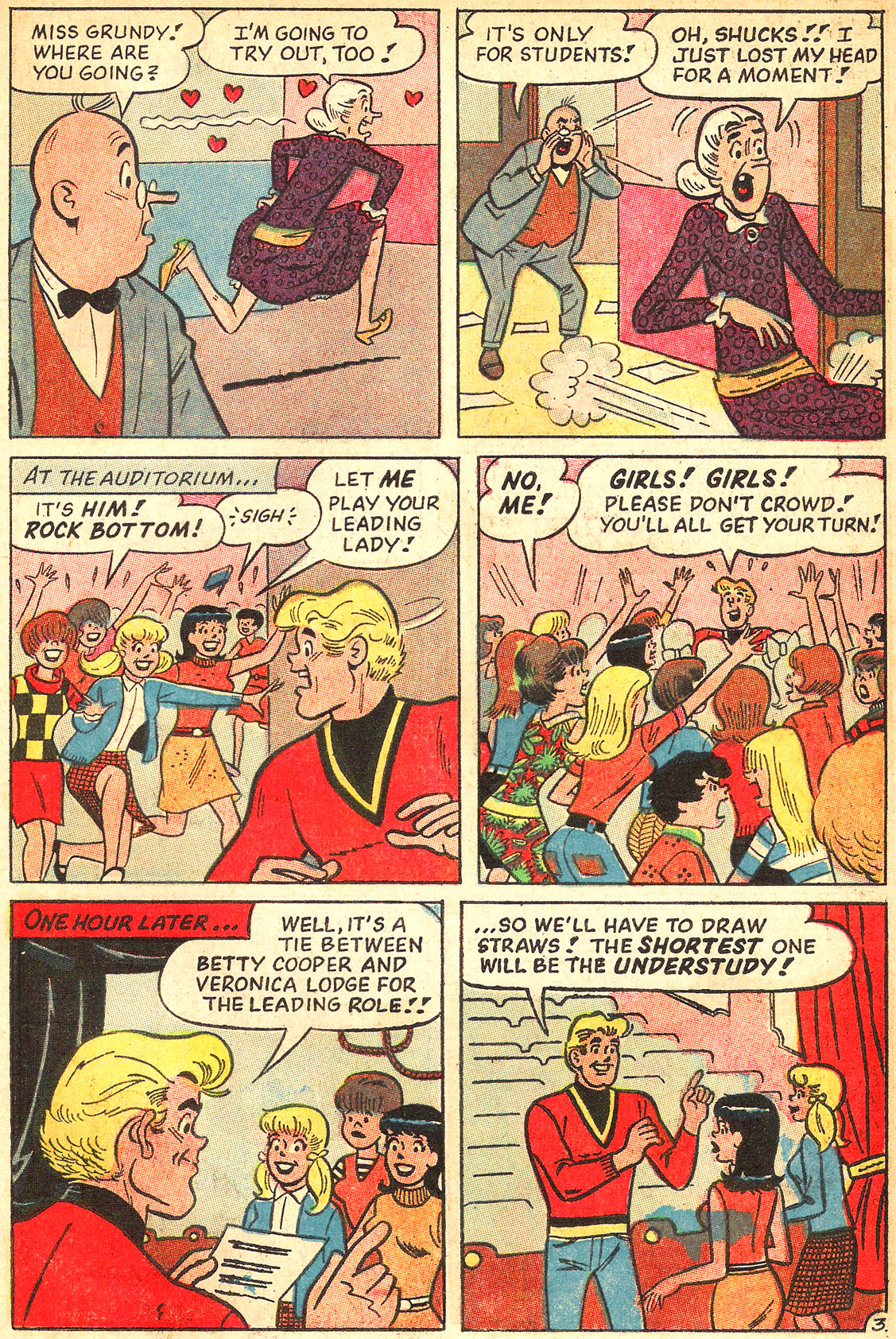 Read online Archie's Girls Betty and Veronica comic -  Issue #134 - 15