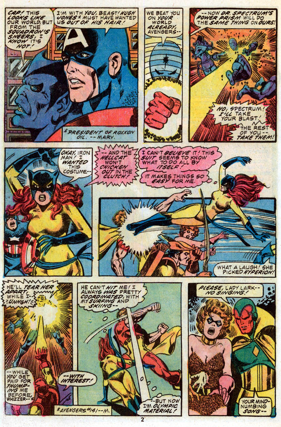 The Avengers (1963) 147 Page 2