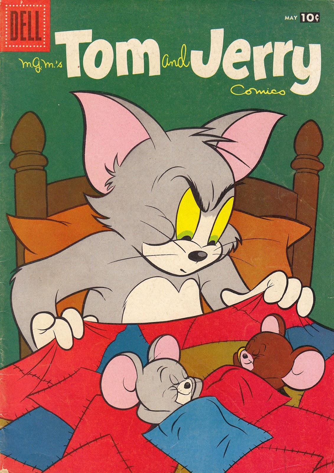 Tom & Jerry Comics 154 Page 1