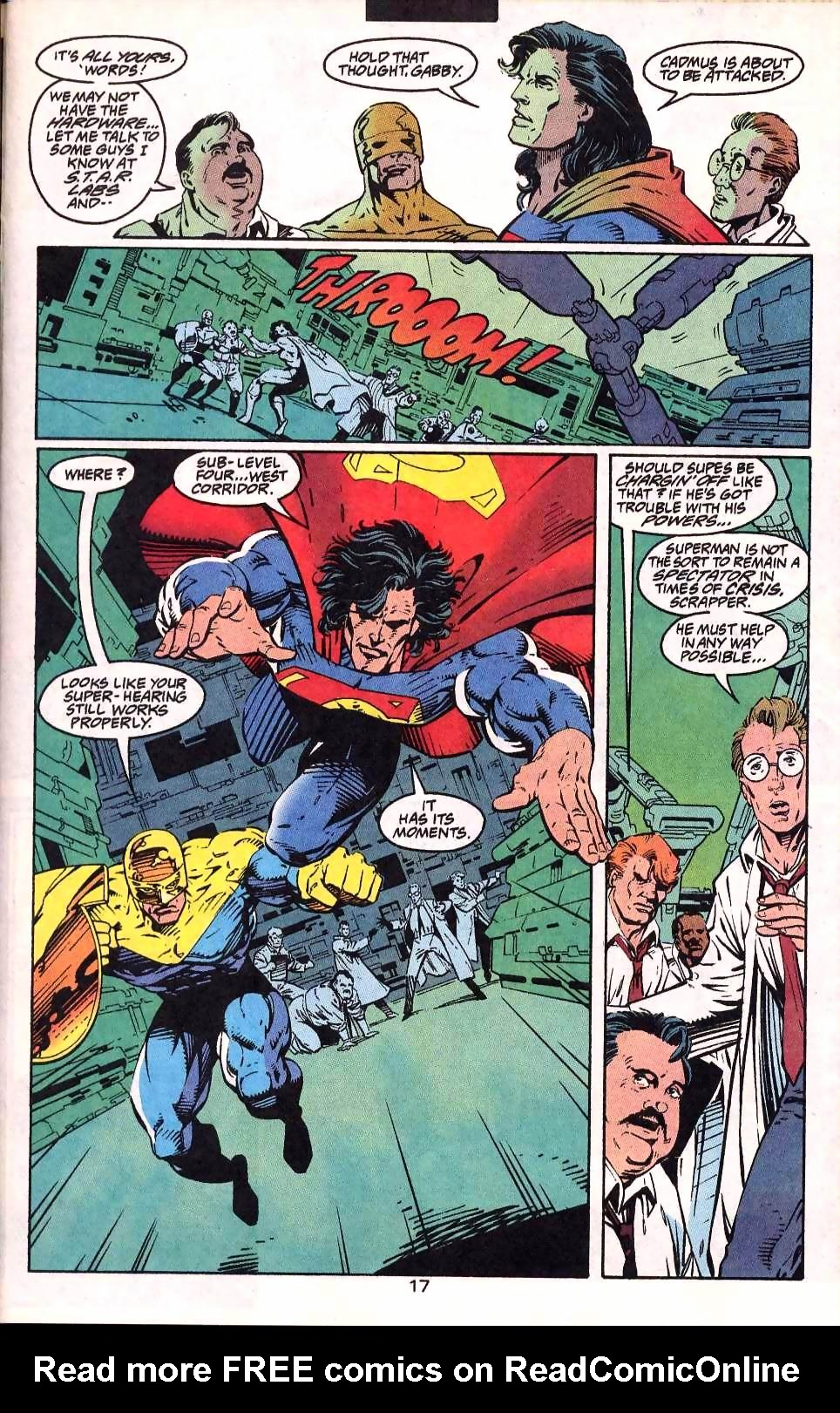Read online Adventures of Superman (1987) comic -  Issue #511 - 20