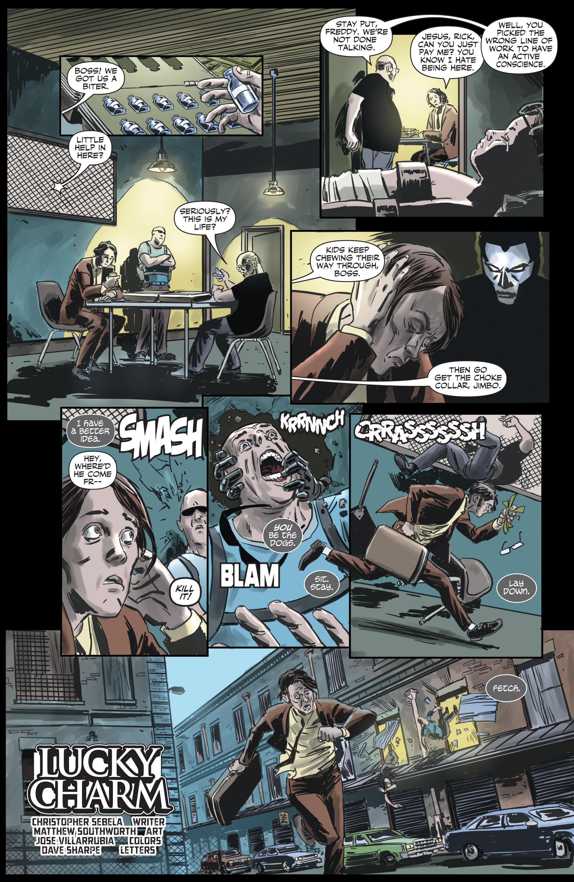 Read online Shadowman (2012) comic -  Issue #12 - 11