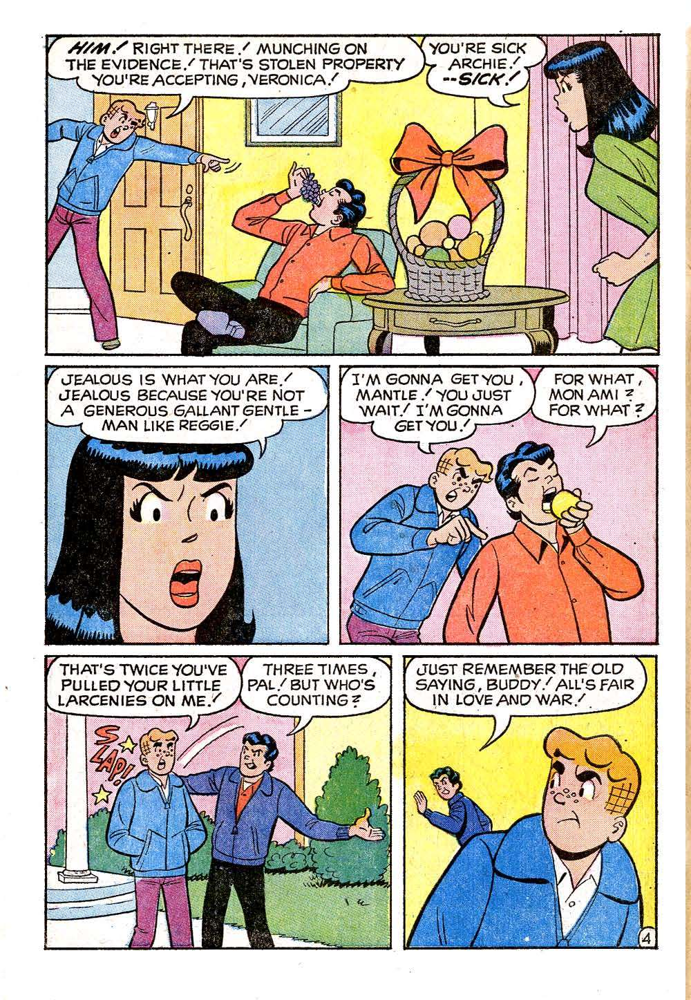 Read online Archie (1960) comic -  Issue #227 - 6