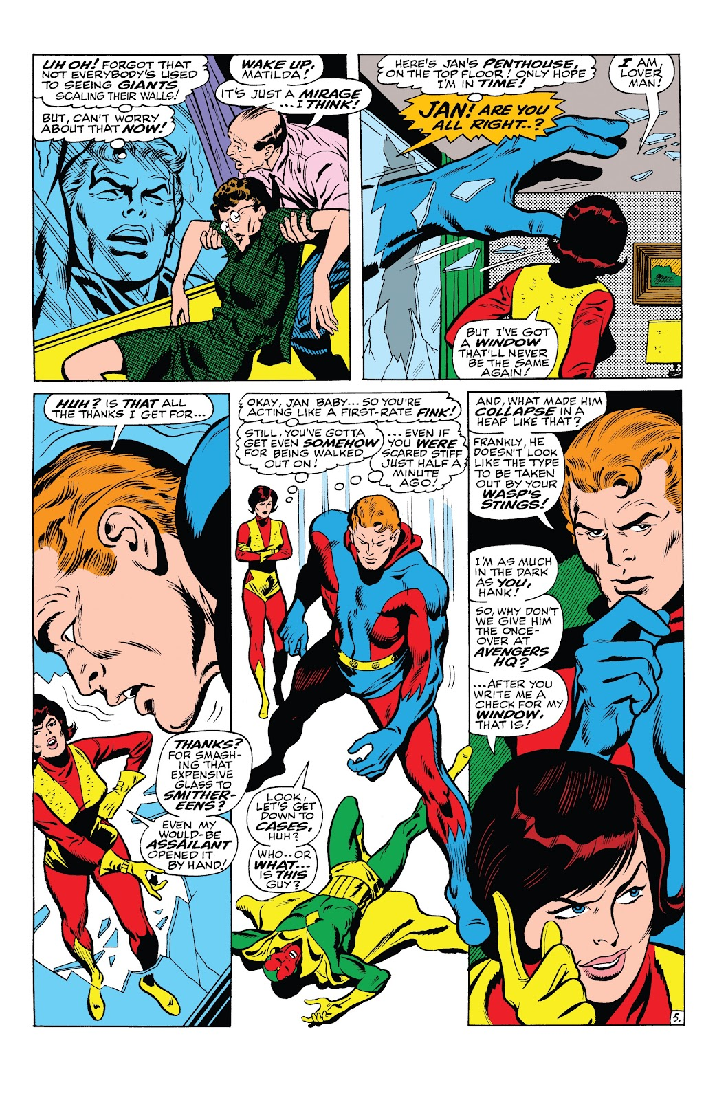 Read online Marvel Tales: Avengers comic -  Issue # Full - 31