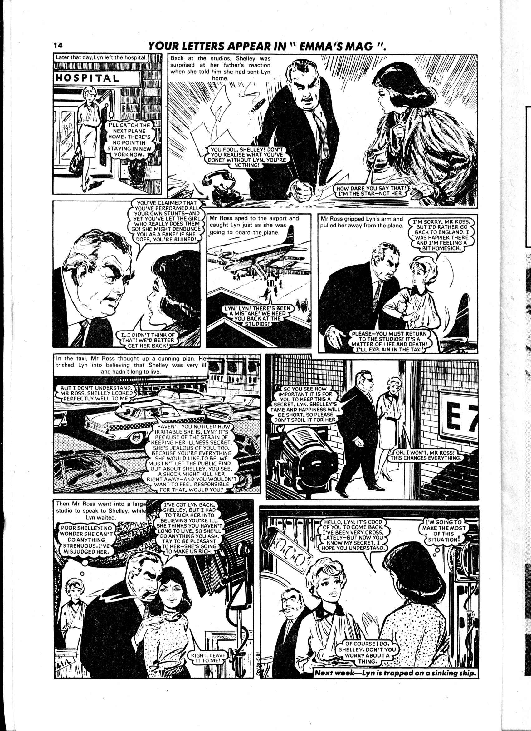 Read online Judy comic -  Issue #1116 - 14