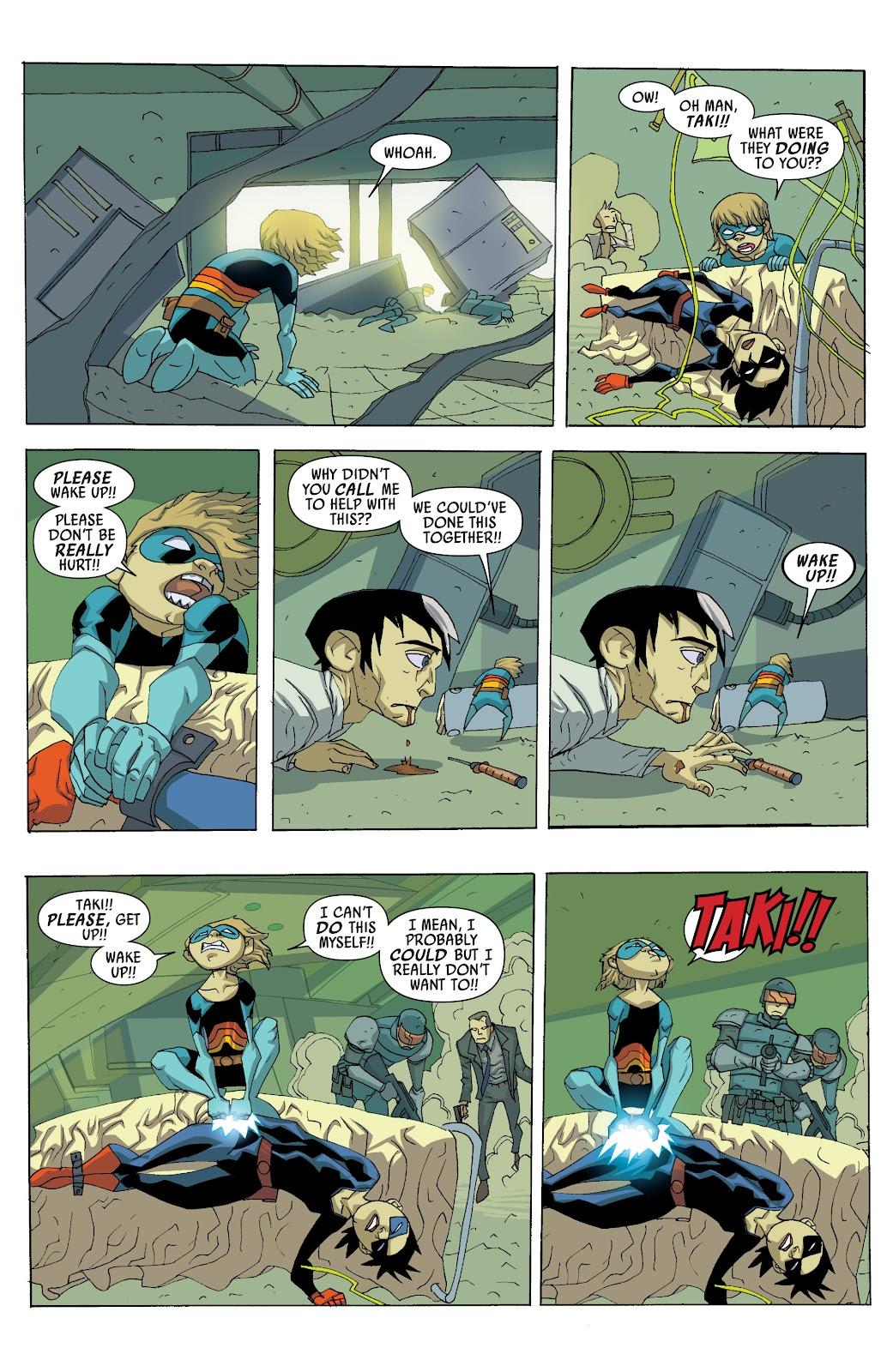 Read online Takio (2012) comic -  Issue #4 - 7