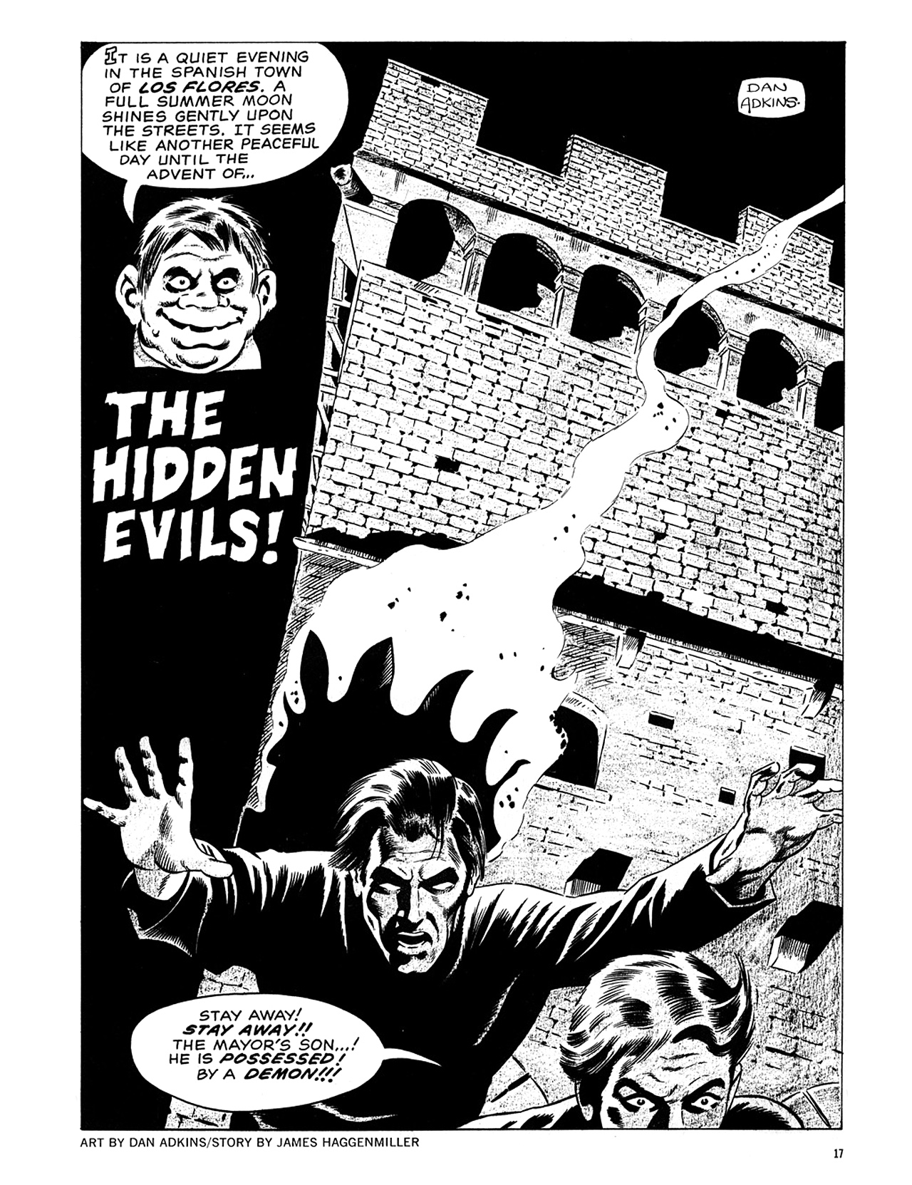 Read online Eerie Archives comic -  Issue # TPB 6 - 18