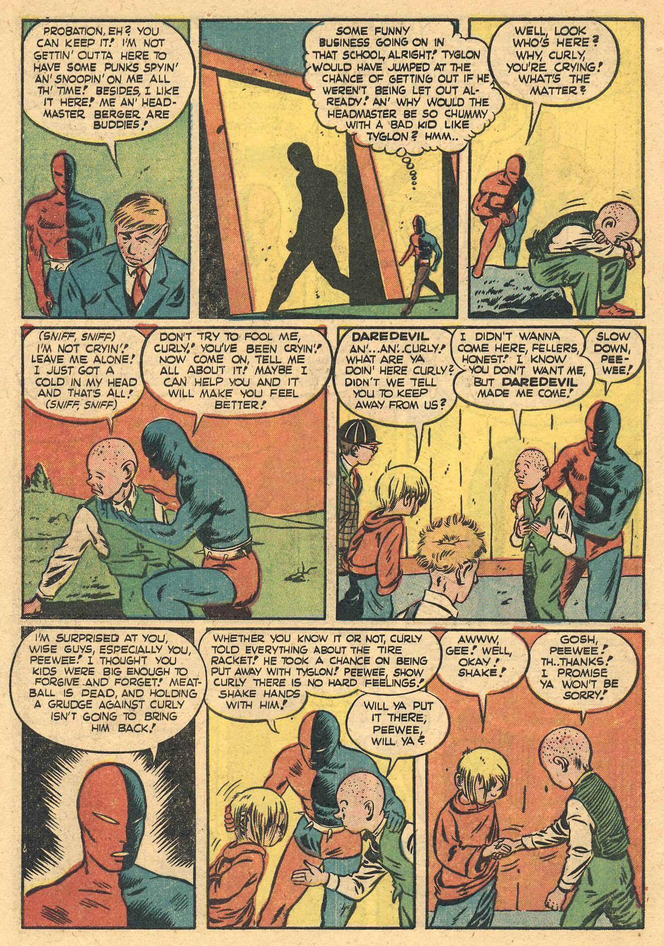 Daredevil (1941) issue 16 - Page 8