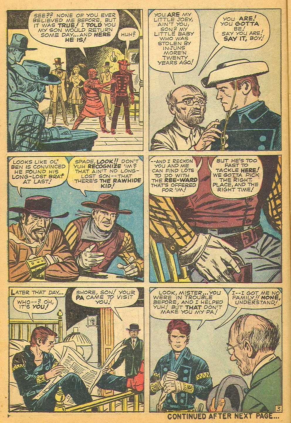 The Rawhide Kid (1955) issue 26 - Page 14