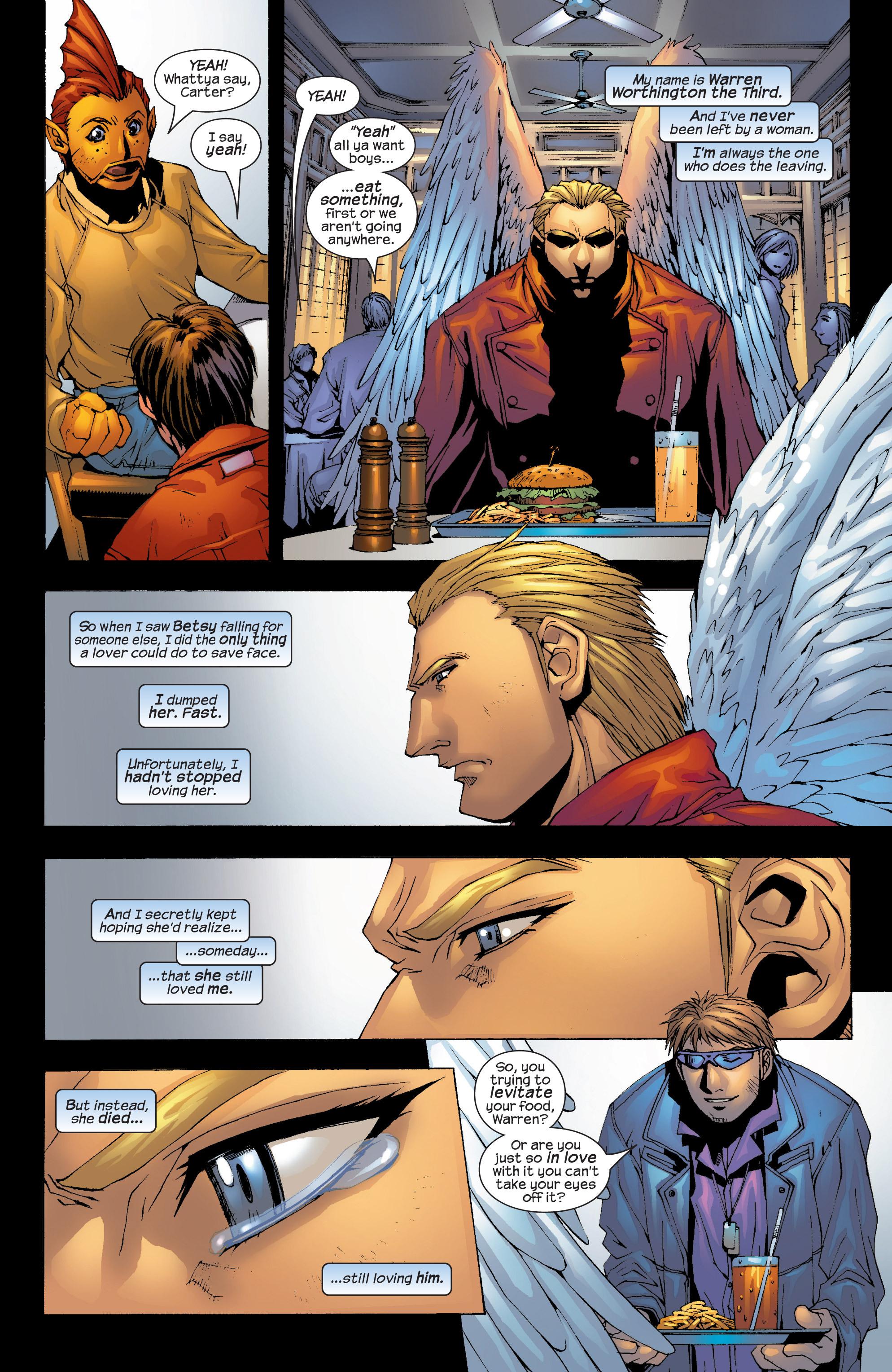 Read online Uncanny X-Men (1963) comic -  Issue #417 - 11